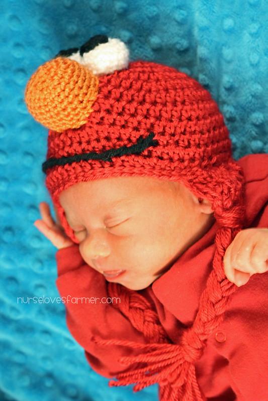 Baby Elmo!