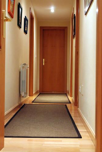 Deco c mo pintar puertas de blanco deco porque me gusta - Como pintar el pasillo de mi casa ...