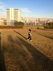 アトレ屋上 (2012/11/4)