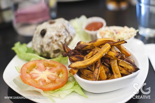 Photo-Making Month (5) - Yam (Not-)Fries