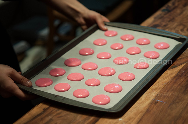 Simply French Cafe Macaron Class-11