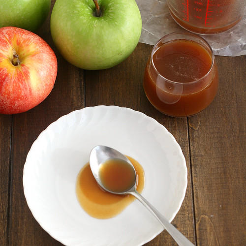 Homemade Boiled Cider