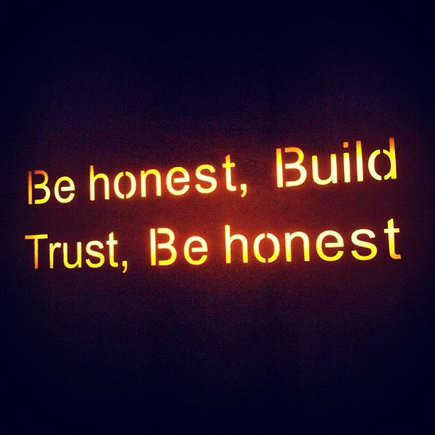 Quotes About Honesty and Trust