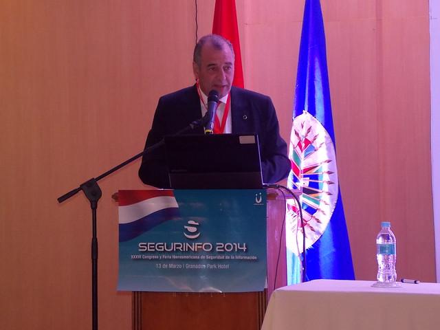 Segurinfo Paraguay 2014