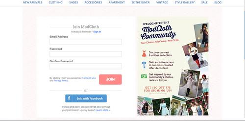 ModClothWebsite