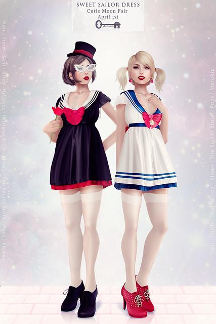 Sweet Sailor Dress