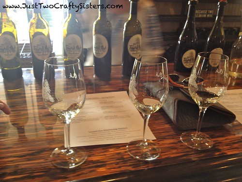 Wine tasting in Murphys