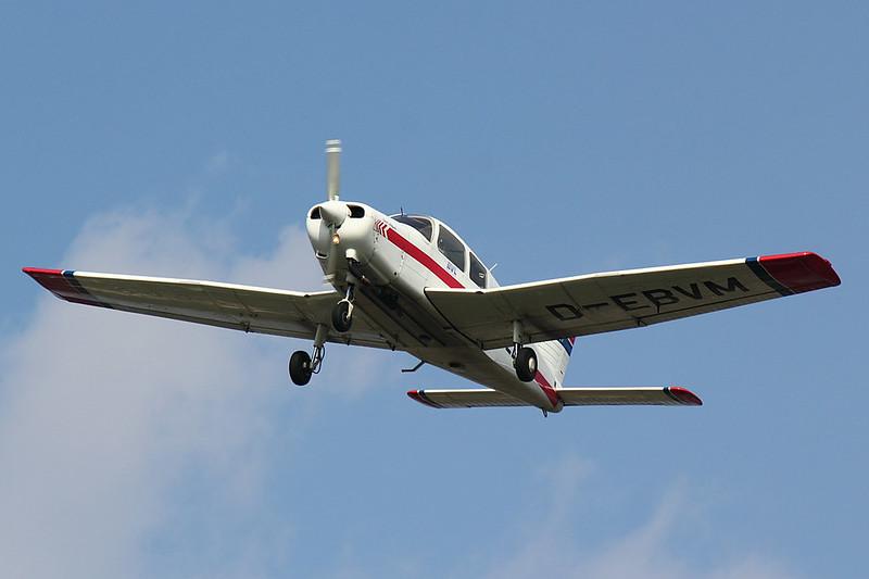 Private - P38A - D-EBVM