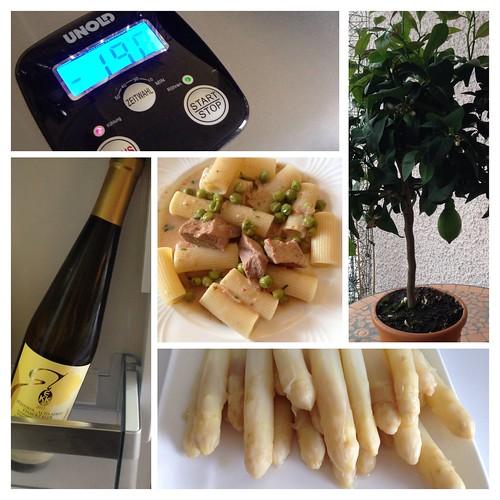 Kulinarisches Wochenende KW 14