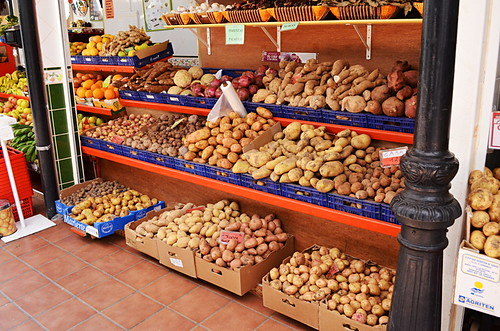 Mercado de Nuestra Señora de Africa, Santa Cruz