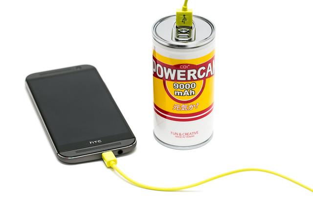 品質好造型更要讚!COI+ PowerCAN 設計款行動電源 – 元氣 @3C 達人廖阿輝