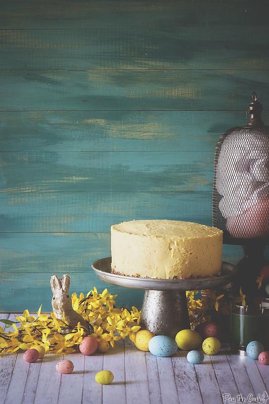 Confetti Layer Cake