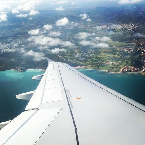 Vueling Flug nach Barcelona