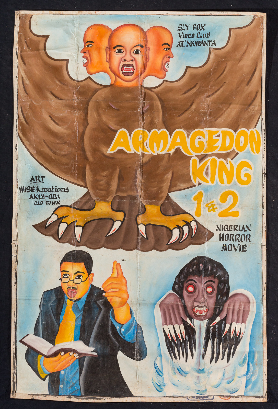 Armagedon King 1 & 2