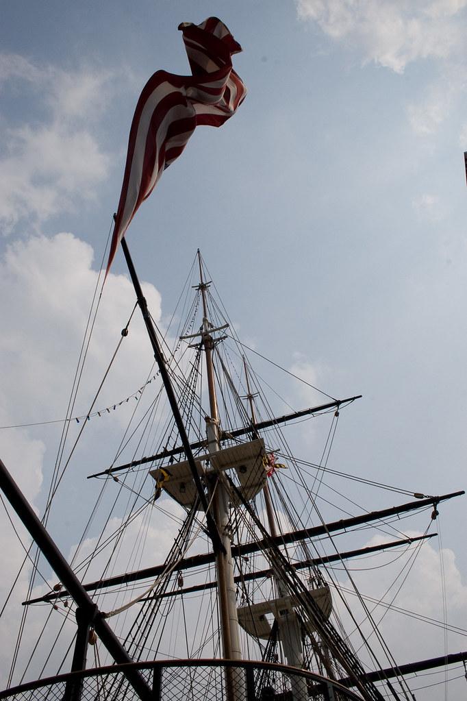 raise the mast