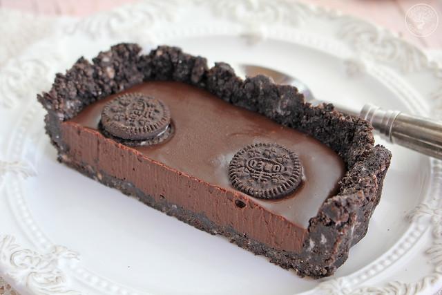 Tarta chocolate galletas oreo www.cocinandoentreolivos.com (12)