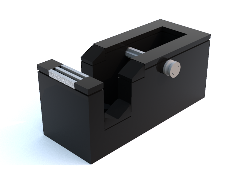 LEGO Tape Dispenser