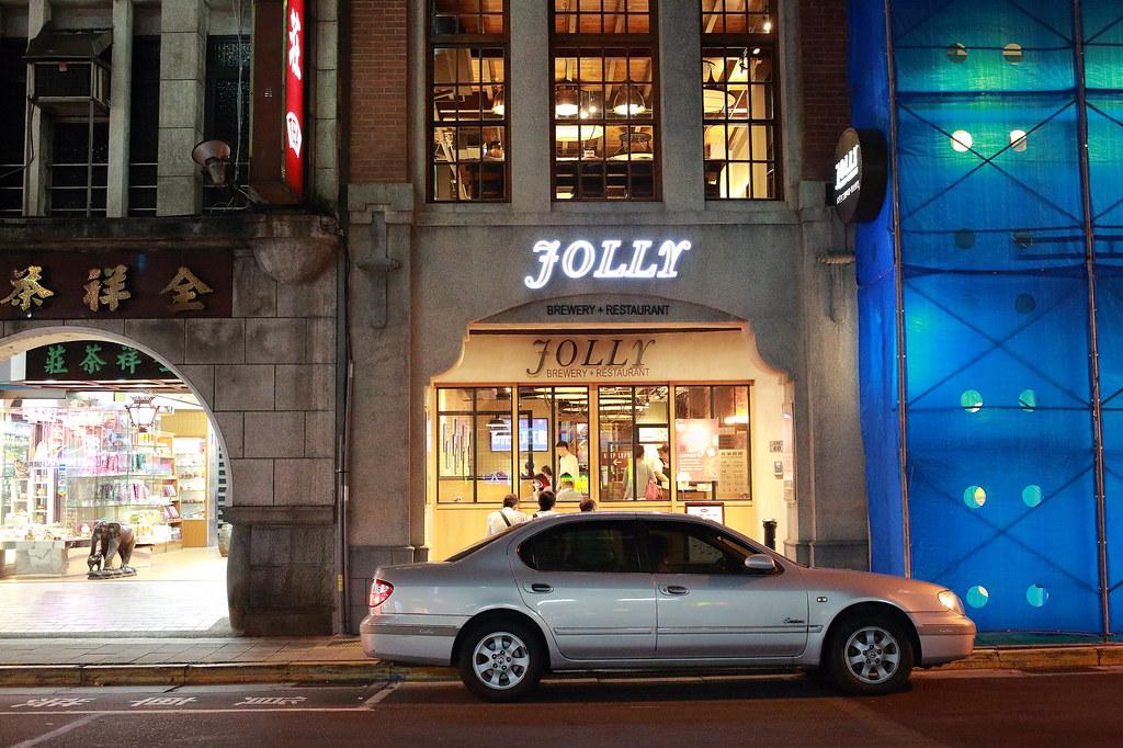 20160519中正-Jolly 手工釀啤酒泰食餐廳 (1)