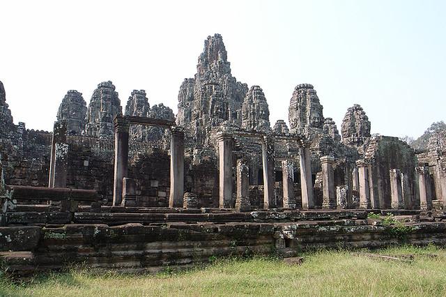 2007092203 - Angkor Thom(Bayon)