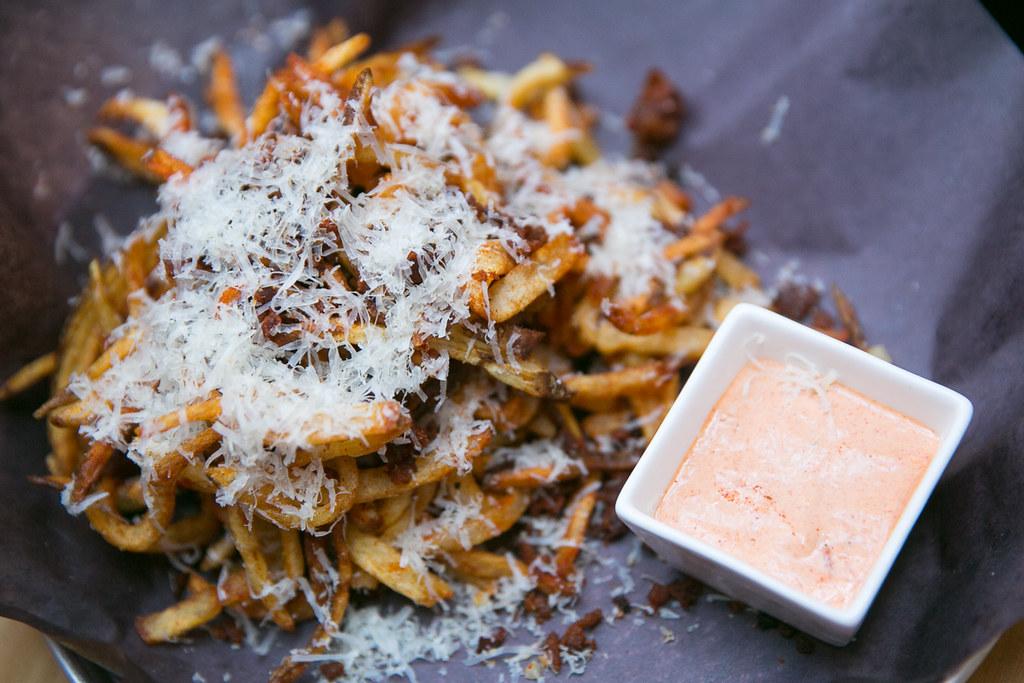Reyna's Fries