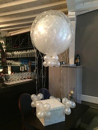 Hete Lucht Ballon de Hoecksack Heenvliet