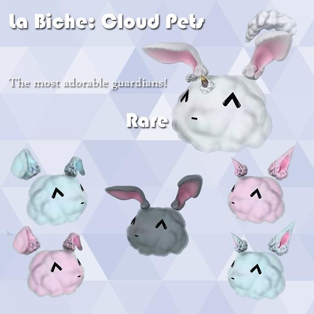 Cloud Pets @ TCH