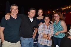 Friends After The Paul Simon Concert