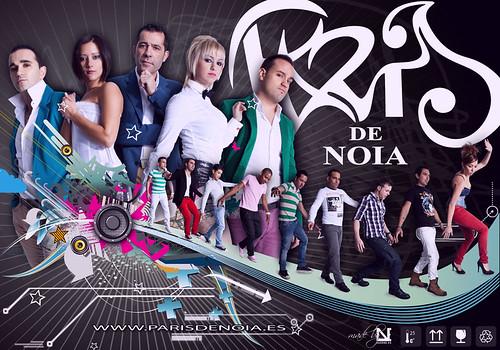París de Noia 2012 - orquesta - cartel