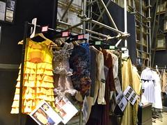 Harry Potter studio tour: Luna Lovegood costumes