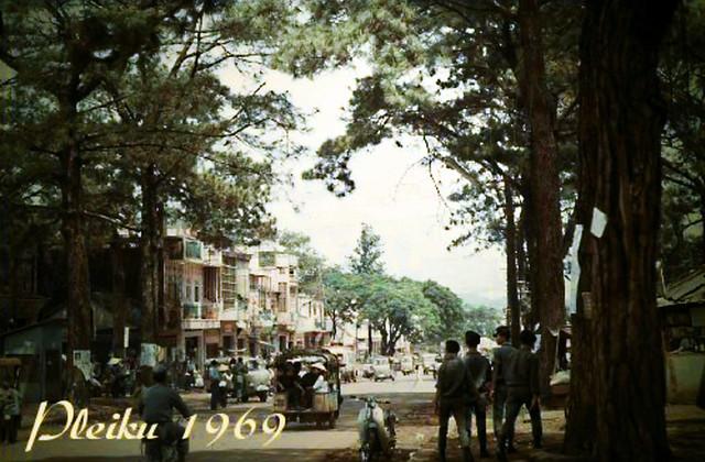 Pleiku 1969 - Ngã Ba Diệp Kính