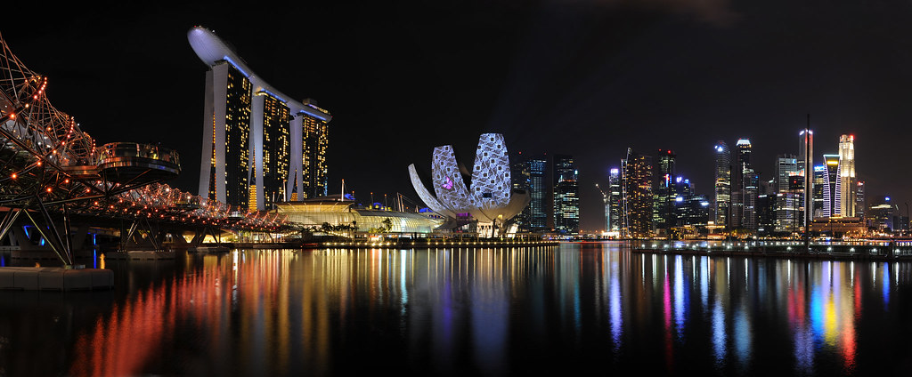 iLight Marinabay 2012