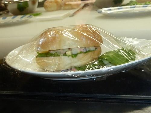 かまぼこサンドイッチ