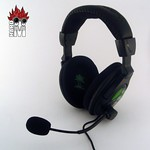 Turtle Beach EAR FORCE X12 - Auriculares y micrófono