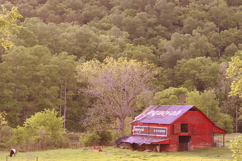 The Advertising Barn at Sequoyah Caverns (2012)