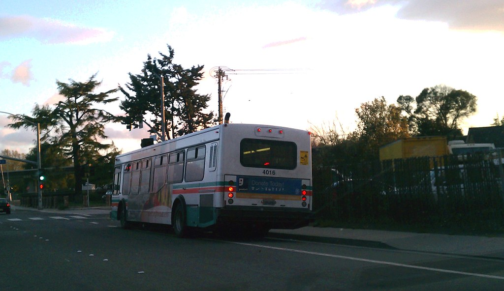 AC Transit NABI 4016 | 99 Line  | Dominick Keys | Flickr