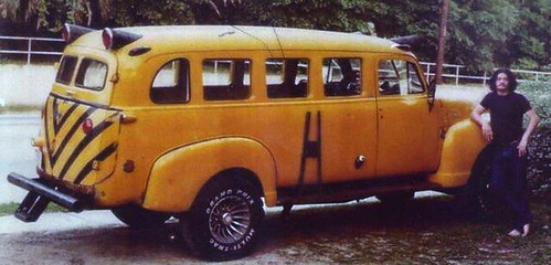 51 Chevy Bus