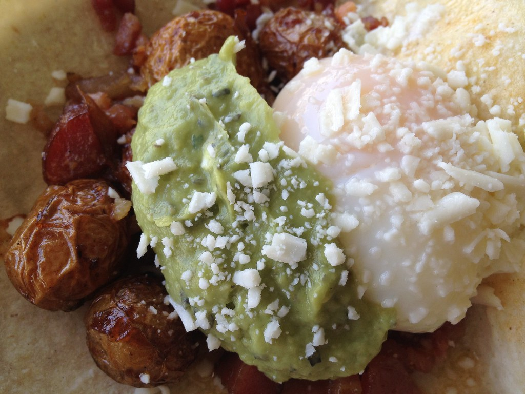 The Lime Truck - Ultimate Breakfast Tacos