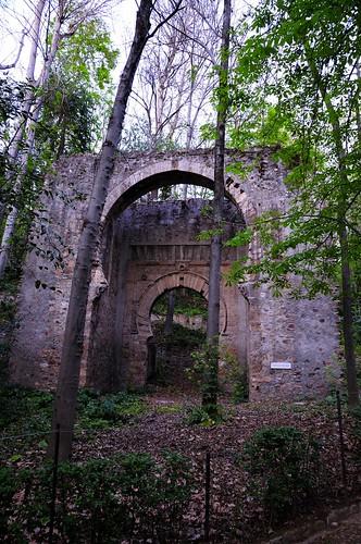 Puerta de Bibrambla - La Alhambra