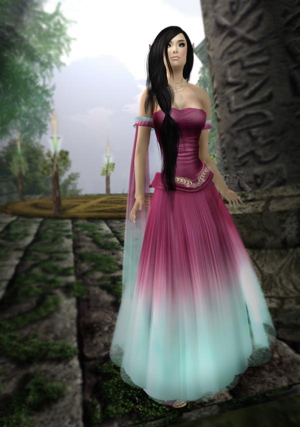 Fantasy Faire 2012 - Elvenbreath - Indira