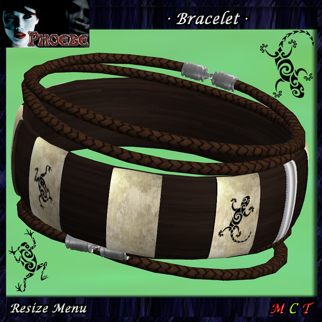 *P* Tribu Bracelet