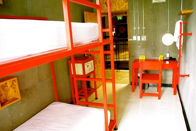 lub d hostel in bangkok
