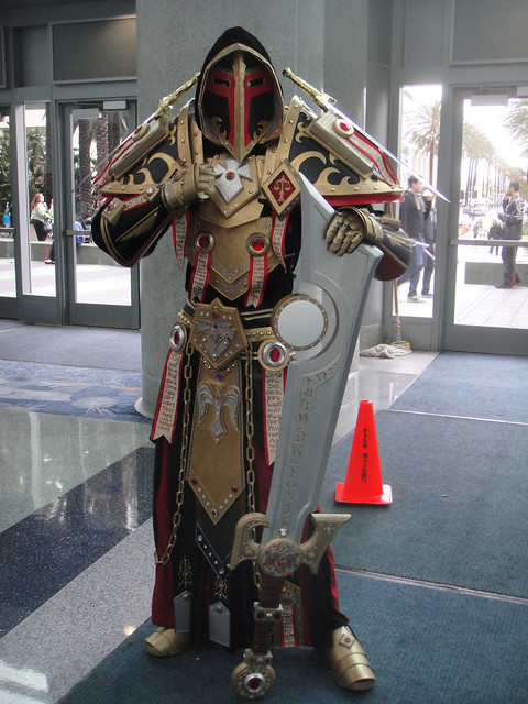 7019459697 90ded2f18c z jpgWorld Of Warcraft Cosplay Warrior