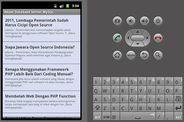 Tutorial Android Mengakses Data Dari Database Mysql Di Listview Dengan Json Ng Blog Biar Gak Goblog Blognya Gede Lumbung