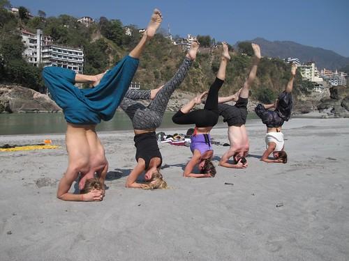 200 hours of yoga teacher training in India