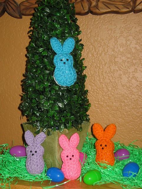Crochet Bunnie Peeps 03