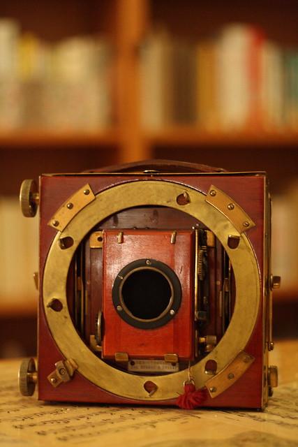 Forum photo argentique consulter le sujet chambre thornton pickard imp riale triple extension - Chambre photographique occasion ...
