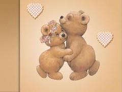 osos bensandose