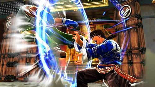 PS Vita Street Fighter X Tekken