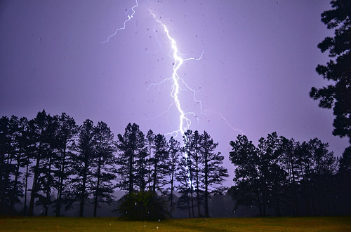 Natures Fury (Lightning Strike)