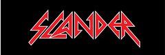 Slander Logo black
